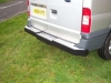 Ford Transit Heavy Duty Rear Bumper Towing Step.