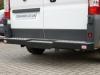 Fiat Ducato Citroen Relay Peuguot Boxer Heavy Duty Rear Bumper Towing Step.