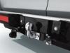 Safe T Bar Heavy Duty Rear Bumper Towing Steps.