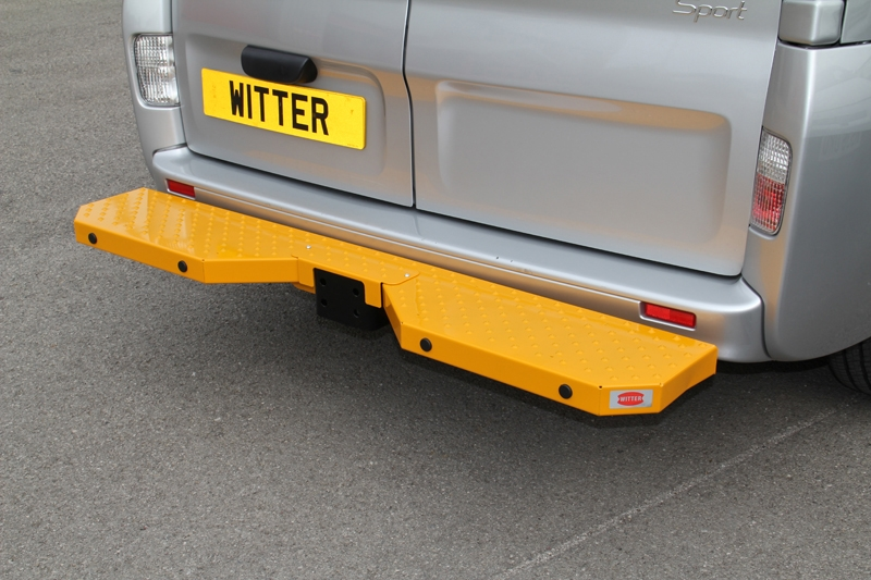 Witter Rear Bumper Towing Step Z123