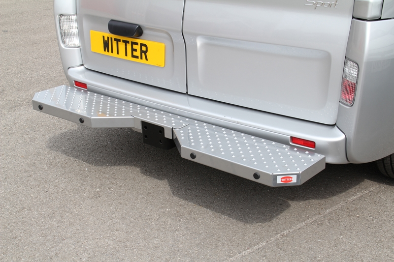 Witter Rear Bumper Towing Step Z129