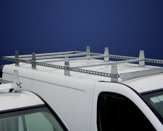 Renault Traffic 5 Bar Style Roof Rack