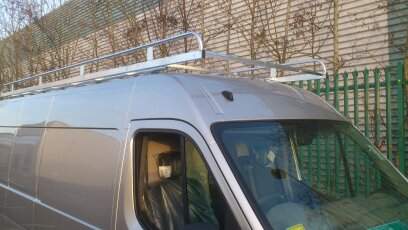 Renault Master Roof Rack