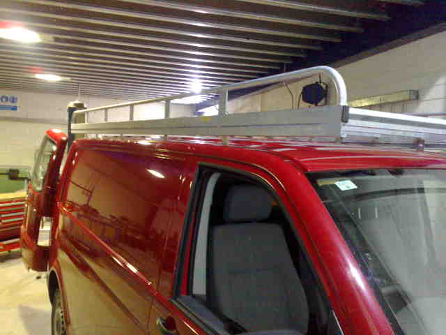 Volkswagon Transporter Roof Rack