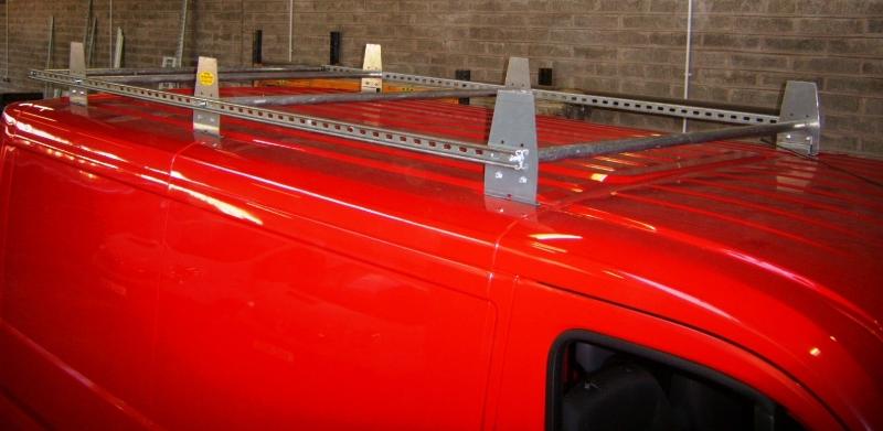Citroen Relay 4 Bar Style Roof Rack