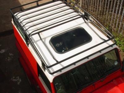 Land Rover Defender 90 & 110 Roof Rack