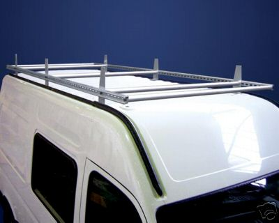 Renault Master 5 Bar Style Roof Rack Up To 2012