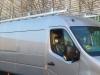 Renault Master LWB Galvanised Roof Rack
