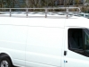 Ford Transit Long Wheel Base Med Roof Galvanised Roof No2