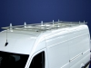 Mercedes Sprinter long wheel Base 5 Bar Style roof Rack 2006