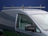 Volkswagon Caddy 5 Bar Style Galvanised Roof Rack