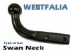 Westfalia Swan Neck Fixed Style