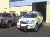 Toyota landcruiser Winch Fitted.