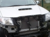 Toyota Hilux Winch Fitting.Mounting Bracket Fitting.